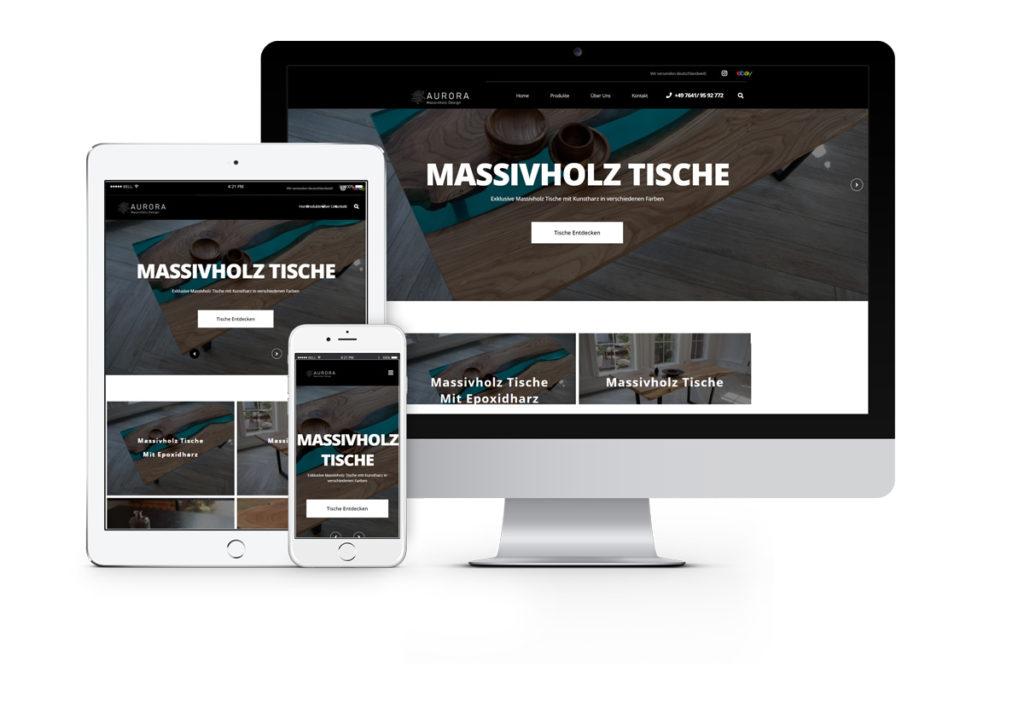 Webdesign Emmendingen Beispiel
